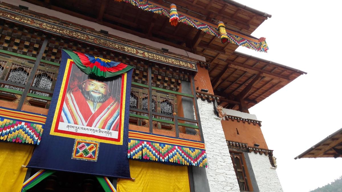消失中的香格里拉【不丹】(1) – 不知道不會死的資訊