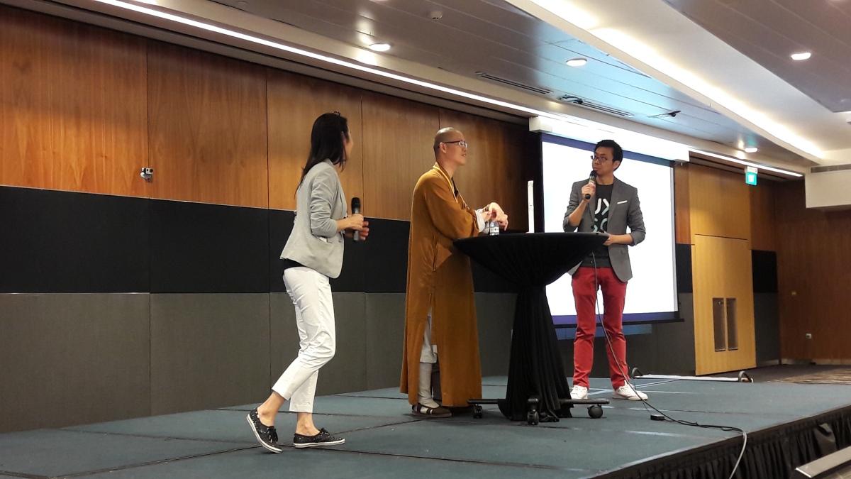 體驗新加坡使用者體驗大會 – UXSG Conference 2016參與心得